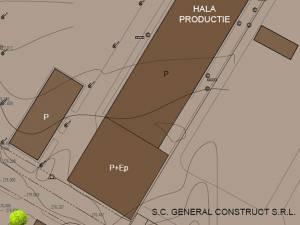 Planul de încadrare în zonă a fabricii de bere