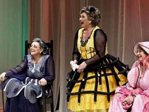 """Spectacolul """"Gaițele"""" se va juca la începutul lunii martie, pe scena Casei de Cultură a Sindicatelor"""