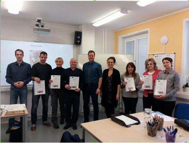 """Proiectul european Erasmus+ continuă la Școală Gimnazială """"Petru Mușat"""" Siret"""