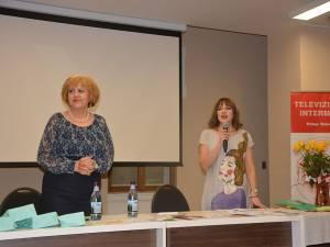 Angela Zarojanu și Adriana Dascălu, în campania împotriva cancerului de col uterin