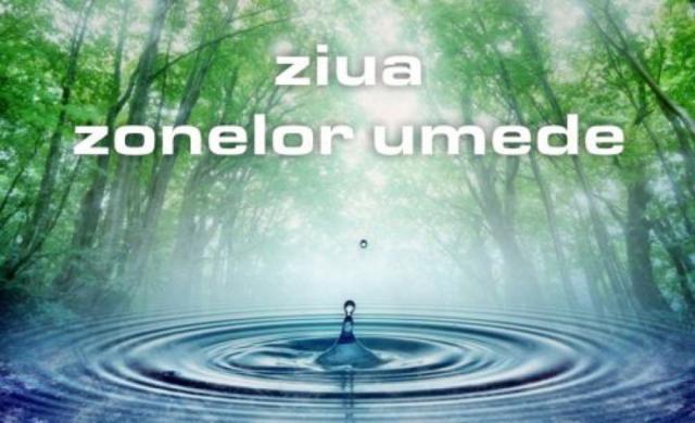 Ziua Mondială a Zonelor Umede, marcată astăzi la APM Suceava