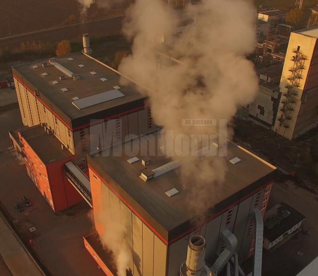 Centrala de termoficare a Sucevei, Bioenergy