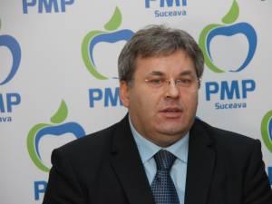Fondatorul PMP Suceava, Corneliu Popovici, a demisionat din acest partid