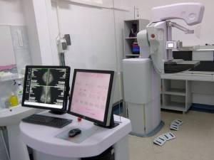 Cel mai nou mamograf achiziţionat de Spitalul de Urgență Suceava