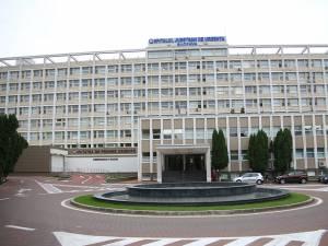 Micuţa a fost transferată la Spitalul Judeţean Suceava