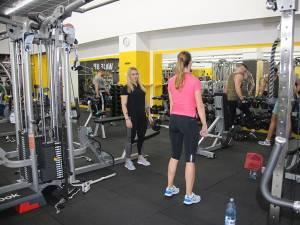 Connect Fitness Center – mişcare şi relaxare cu un program flexibil, pentru toate gusturile
