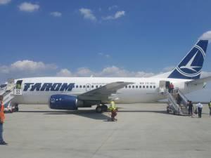 Tarom anulează de la finalul lunii martie zborurile Suceava – Torino, și retur