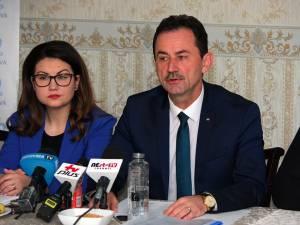 Marian Andronache îi reproșează lui Corneliu Popovici că a lăsat PMP Suceava cu datorii de circa 50.000 de lei