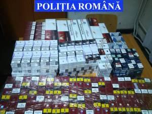 Contrabanda cu ţigări a constituit una din principalele linii de acţiune în cadrul infracţiunilor economico-financiare