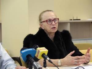 Dr. Doina Ganea-Motan, directorul medical al Spitalului Județean de Urgență Suceava
