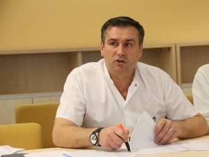 """Dr. Liviu Cîrlan: """"Rugămintea noastră, a medicilor din UPU, este ca cei care nu au probleme foarte grave să se adreseze în primul rând medicului de familie, să se îndrepte spre ambulatorii sau să aibă răbdare până la consultaţie"""""""