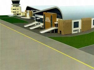Așa ar putea să arate noul terminal al Aeroportului Suceava