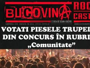 Bucovina Rock Castle 2018