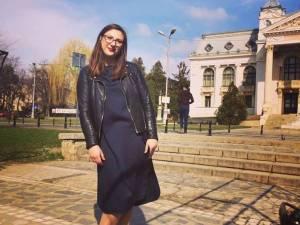Alexandra Ioana Conţu, în vârstă de 22 de ani, diagnosticată, la sfârşitul anului trecut, cu leucemie acută limfoblastică