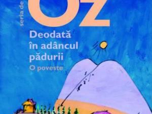 """Amos Oz: """"Deodată în adâncul pădurii"""""""