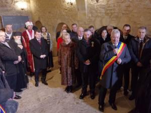 Cei 630 de ani de atestare documentară a Sucevei au fost sărbătoriți în Cetatea de Scaun