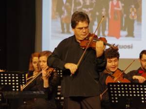 Gabriel Croitoru și vioara lui Enescu, într-un concert simfonic de excepție