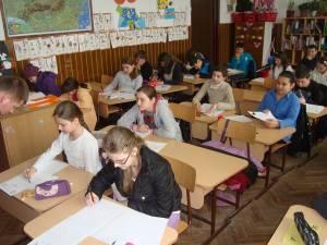 Elevii încep semestrul al II-lea