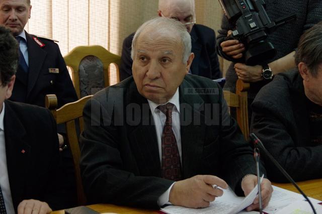Gheorghe Iacob va ocupa o funcţie de consilier judeţean din partea PSD Suceava