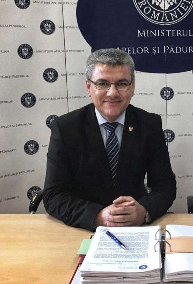 Ministrul Apelor și Pădurilor, Ioan Deneș, vine la Suceava pentru a se întâlni cu silvicultorii și cu firmele din domeniu