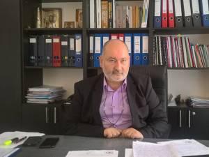 Șeful Serviciului de Control în Sănătate Publică din cadrul DSP, dr. Dinu Sădean
