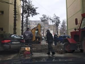 Sute de familii din cartierul George Enescu, lăsate fără apă rece o zi şi o noapte