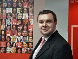 Deputatul PSD de Suceava Emanuel Havrici
