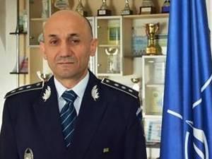 Comisarul-şef Adrian Buga