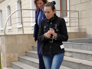 Oana Mariana Adam are de executat 4 ani și 8 luni de închisoare