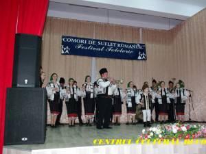 """Festivalul - Concurs Județean de Folclor """"Comori de suflet românesc"""""""