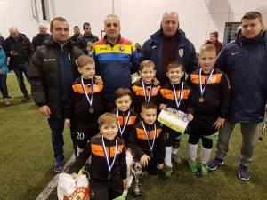 Juniorul Suceava s-a descurcat bine la Braşov