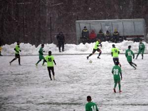 Foresta a pierdut fără drept de apel meciul test cu Miroslava