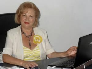 Preşedintele Patronatului Judeţean al Femeilor de Afaceri din IMM Suceava, Liliana Agheorghicesei
