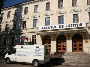 Palatul de Justiţie Suceava
