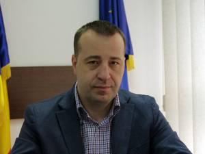 Lucian Harşovschi, viceprimar al municipiului Suceava