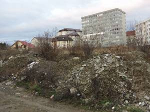 Terenul care va fi transferat din domeniul public al municipiului Suceava în domeniul public al statului, pentru a fi construit acolo noul sediu al Judecătoriei