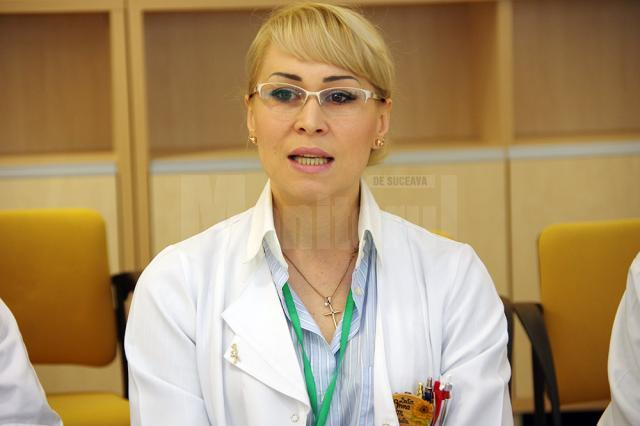 Dr. Ana Miron, doctor în ştiinţe medicale, medic specialist Neurologie pediatrică, epileptolog