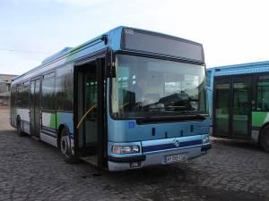 Autobuzele aduse de TPL din Franța