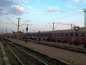Trenurile spre Litoral vor circula doar în sezonul estival