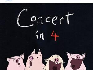 Concert in 4