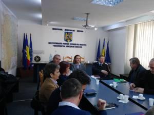 Prefectul a convocat Comitetul Judeţean pentru Situaţii de Urgenţă