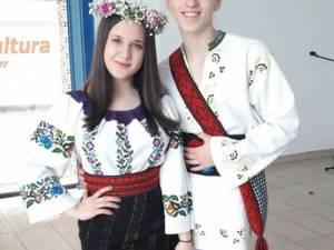 """Trofeul """"Perechea populară"""" a fost revendicat de Adrian Reuț și Maria Schipor"""