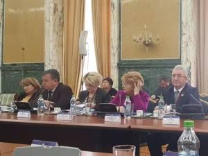 Primarul Sucevei, Ion Lungu, la discutiile de la Palatul Victoria 2