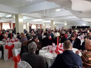 Conferinţa Judeţeană extraordinară a PSD Suceava, care s-a desfăşurat în data de 2 martie la Cacica