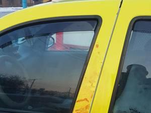 Taxi forţat de hoţi