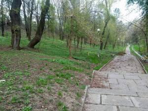 Parcul Şipote ar urma să treacă în administrarea Consiliului Local Suceava