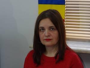 Directorul adjunct al CAS Suceava, Anda Sălăgean