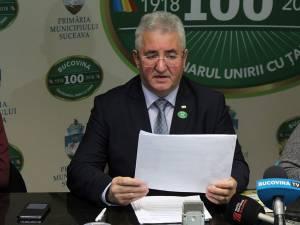 """Ion Lungu: """"Vom depune primele trei proiecte ale Primăriei Suceava în luna aprilie"""""""