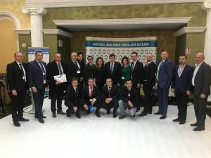 Noul președinte al PMP Suceava este Marian Andronache