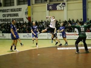 Universitatea a câștigat trei puncte foarte importante cu Făgăraș, în lupta directă pentru menținerea în primul eșalon